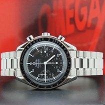 Omega Speedmaster Reduced gebraucht 39mm Schwarz Chronograph Stahl