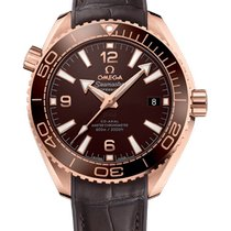 Omega Rose gold 43.5mm Automatic 215.63.40.20.13.001 new