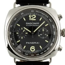 Panerai Radiomir Chronograph Steel 45mm Black