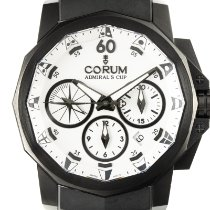 Corum Admiral's Cup Challenger 01.0007 Very good Steel 42.5mm Automatic