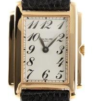 Patek Philippe Reloj de dama Gondolo 23mm Cuarzo usados Solo el reloj 1994