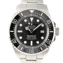 Rolex Sea-Dweller Deepsea Acero 43mm Negro
