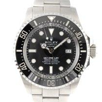 Rolex Sea-Dweller Deepsea Acero 43mm Negro