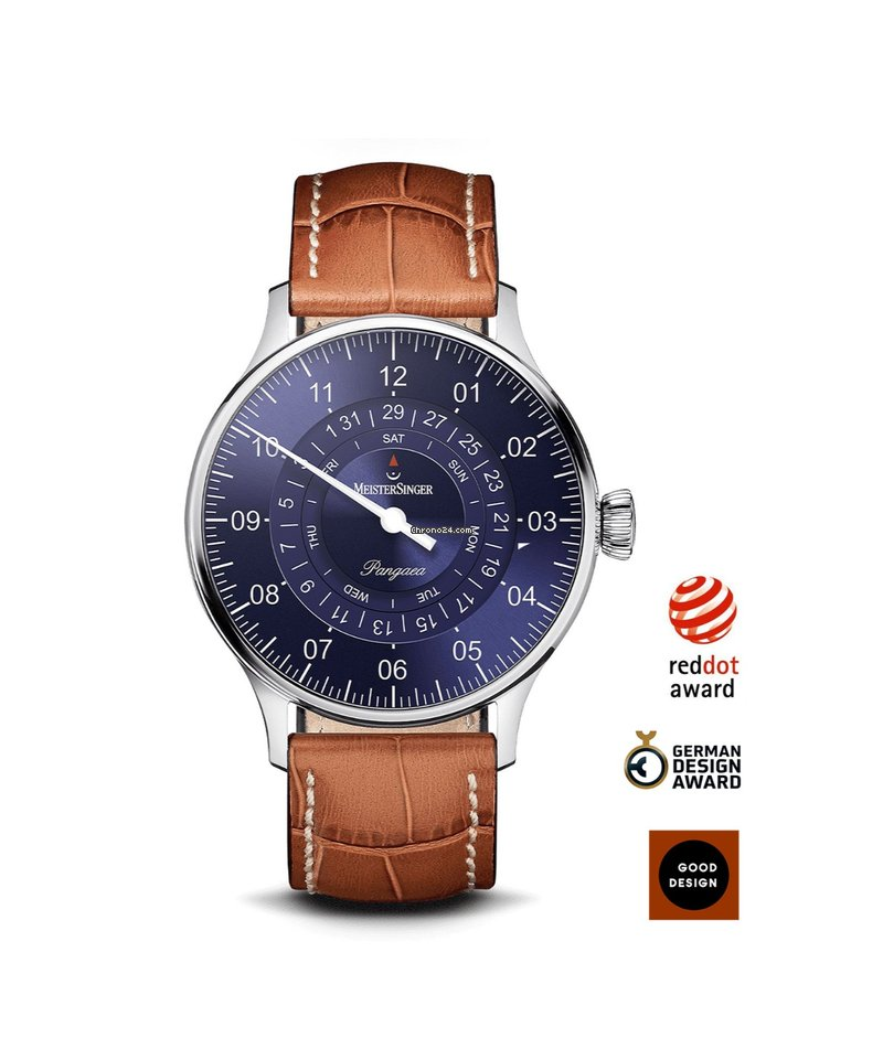 Meistersinger Pangaea Day Date PDD908_SG03W 2020 new