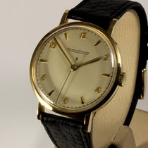 Jaeger-LeCoultre Very good Yellow gold 35,5mm Manual winding