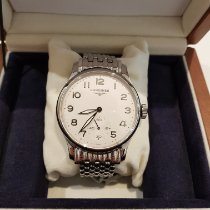 Longines L2.640.4.78.3 Steel 2010 Master Collection 47mm new