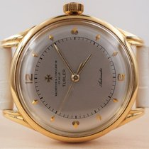 Vacheron Constantin Yellow gold 35mm Automatic 4466 pre-owned