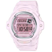 Casio Baby-G 46mm Pink United States of America, Connecticut, Shelton