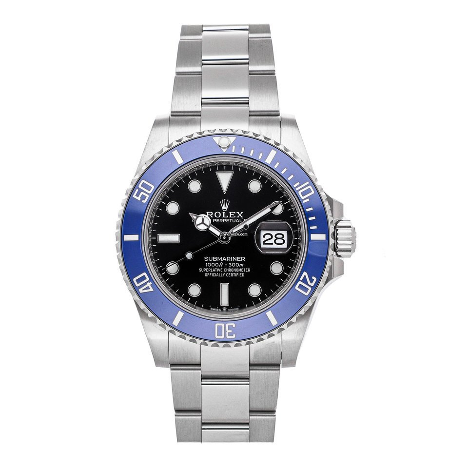 Rolex Submariner Date 126619LB-0003 2021 new