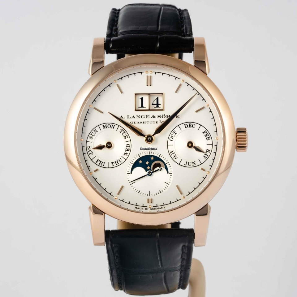 A. Lange & Söhne Saxonia 330.032 2015 pre-owned