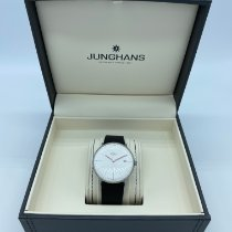 Junghans 027/4009.02 Steel 2020 max bill Automatic 38mm new