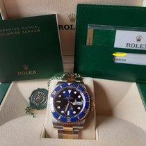 Rolex Submariner Date nuevo 2019 Automático Reloj con estuche y documentos originales 116613LB