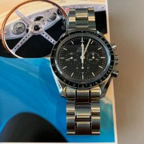 Omega Speedmaster Professional Moonwatch Steel 42mm Black No numerals United States of America, Ohio, Perrysburg