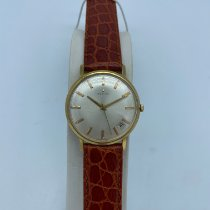 Zenith Yellow gold 35mm Manual winding Stellina pre-owned