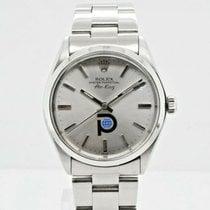 Rolex Acero 34mm Plata Sin cifras