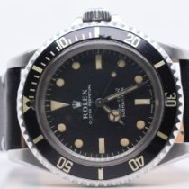 Rolex Submariner (No Date) Acero