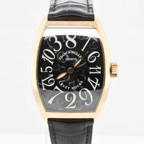 Franck Muller Crazy Hours Yellow gold 35mm Black Arabic numerals United States of America, New York, New York