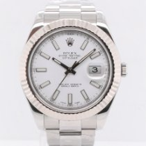 Rolex Datejust II Acier 41mm