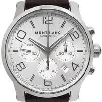Montblanc 7069 Steel Timewalker 43mm pre-owned