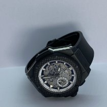 Hublot Carbono Automático Transparente 48mm usados King Power