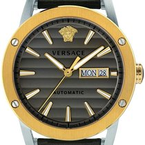 Versace Steel Automatic VEDX00219 new