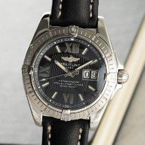 Breitling Galactic 41 Сталь 41mm Черный