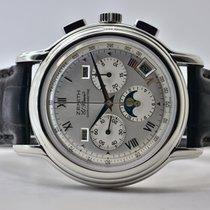 Zenith El Primero Chronomaster Stahl 40mm Silber Arabisch Deutschland, Iffezheim