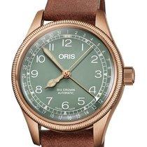 Oris Bronze 36mm Automatic 01 754 7749 3167-07 5 17 69GBR new