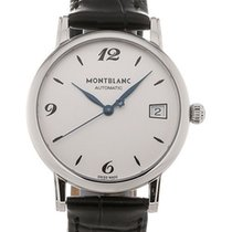Montblanc Steel Automatic 111590 new