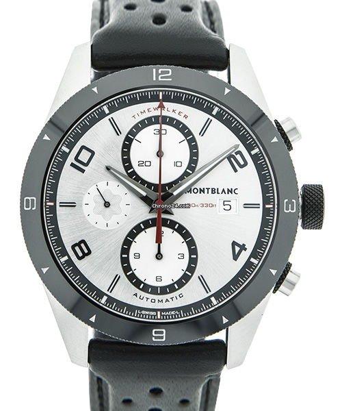 Montblanc Timewalker 116100 2021 new