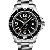 Breitling Superocean 42 new 2020 Automatic Watch with original box and original papers A17366021B1A1