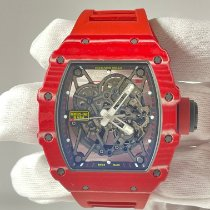 Richard Mille RM 035 RM35-02 Good Carbon 49.94mm Automatic