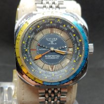 Sicura Steel 41mm Automatic pre-owned