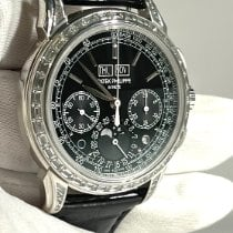 Patek Philippe new Manual winding 41mm Platinum Sapphire crystal
