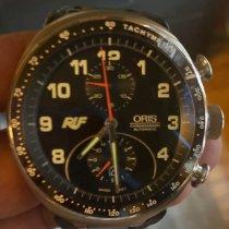 Oris TT3 Titanium 445mm Black Arabic numerals United States of America, New York, Brooklyn