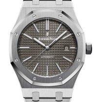 Audemars Piguet Royal Oak Selfwinding neu 2020 Automatik Uhr mit Original-Box und Original-Papieren 15400ST.OO.1220ST.04