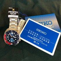 세이코 스틸 45mm 자동 SBDY017 신규