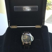 Panerai Acero 47mm Cuerda manual PAM 00372 usados Chile, SANTIAGO
