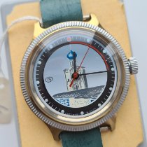 Vostok Steel 40mm Manual winding 814216 new
