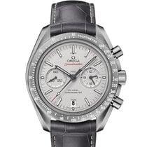Omega Céramique Remontage automatique Gris Sans chiffres nouveau Speedmaster Professional Moonwatch