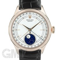 Rolex Cellini Moonphase 40mm Белый
