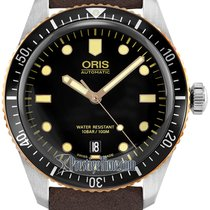 Oris Divers Sixty Five new 2021 Automatic Watch with original box 01 733 7707 4354-07 5 20 55