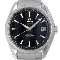 Omega 231.10.42.21.01.001 Acier Seamaster Aqua Terra nouveau
