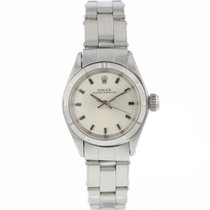 Rolex Oyster Perpetual 26 Staal 26mm Zilver Nederland, Maastricht