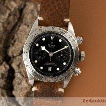 Tudor 79350 Stahl Black Bay Chrono 41mm gebraucht Deutschland, Chemnitz