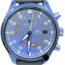 IWC Pilot Chronograph Top Gun Miramar IW389002 Very good Ceramic 44.5mm Automatic United States of America, Florida