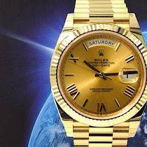 Rolex Day-Date 40 228238 Neu Gelbgold 40mm Automatik