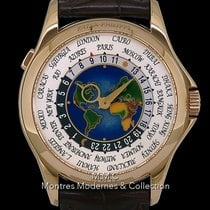 Patek Philippe World Time Or jaune 39.5mm France, Paris