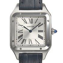 Cartier Santos Dumont Stahl 43.5mm Silber Römisch Deutschland, Bietigheim-Bissingen