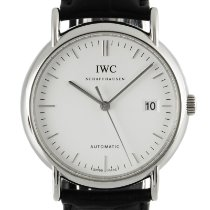 IWC Portofino Automatic Steel 38mm White